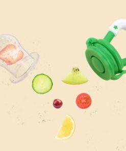 Groenten- en fruitspeen geel / oranje
