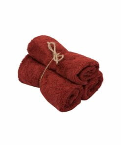 Guest Towel ( set of 3 ) Rosewood