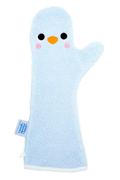 Shower Glove Pinguin